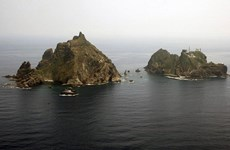 Hàn Quốc bác tuyên bố chủ quyền của Nhật Bản với hòn đảo tranh chấp