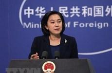 Trung Quốc phản đối các biện pháp trừng phạt đơn phương của Mỹ