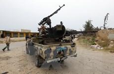 Lực lượng ủng hộ chính phủ Libya đẩy lùi cuộc tấn công tại Tripoli