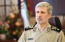 Iran bác bỏ tin Mỹ bắn hạ máy bay không người lái ở Eo biển Hormuz