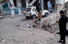 Pakistan: Tấn công bằng thuốc nổ, hàng chục người thương vong