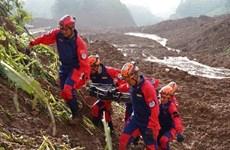 Trung Quốc: 11 người thiệt mạng trong vụ sạt lở đất tại tỉnh Quý Châu