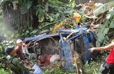 Tai nạn giao thông tại Philippines, ít nhất 7 người thiệt mạng
