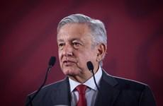 Tổng thống Mexico tin tưởng Quốc hội Mỹ sớm thông qua USMCA