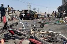Afghanistan: Đánh bom liên hoàn tại Kabul gây nhiều thương vong