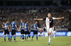 Ronaldo tỏa sáng, Juventus thắng trận đầu tại giải ICC 2019