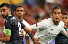 Liverpool không thắng trận nào trong chuyến du đấu trên đất Mỹ