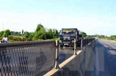 Tiềm ẩn nguy cơ mất an toàn giao thông trên tuyến Quốc lộ 1A