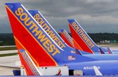 Southwest Airlines sẽ tiếp tục ngưng khai thác máy bay 737 MAX