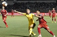 Thành phố Hồ Chí Minh khiến Hà Nội FC tiếc nuối ở phút 90+7