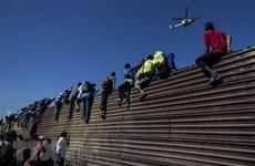 Tổng thống Trump được dùng tiền từ Bộ Quốc phòng xây tường biên giới