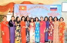 Cuộc hội ngộ thắm tình Nga-Việt sau hơn 30 năm tại thành phố Klin