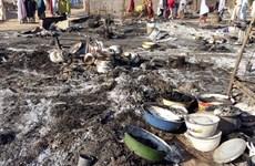 Ít nhất 65 người thiệt mạng trong vụ tấn công đẫm máu ở Nigeria