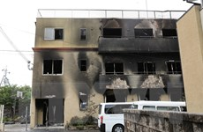 Tìm cách phục hồi dữ liệu sau vụ cháy xưởng phim ở Nhật Bản