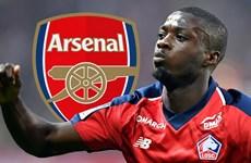Arsenal mua 'trả góp' bản hợp đồng đắt giá nhất lịch sử