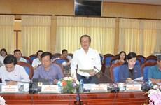 Giám sát công tác giải quyết khiếu nại, tố cáo tại tỉnh Bắc Kạn