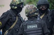 Cơ quan an ninh Nga đập tan âm mưu tấn công khủng bố của IS