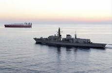 Chỉ huy tàu chiến Anh: Iran đang cố gắng thử thách London ở Vùng Vịnh