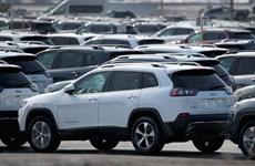 Fiat Chrysler Automobiles: Doanh thu giảm, lợi nhuận ròng tăng