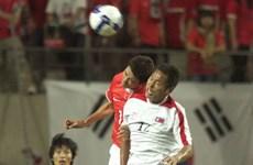 Vòng loại World Cup: Triều Tiên muốn đấu với Hàn Quốc tại Bình Nhưỡng