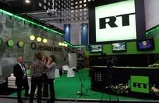 Nga sửa luật nhắm vào các hãng truyền thông Anh đáp trả vụ RT bị phạt