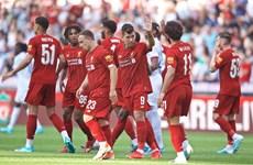 Liverpool tìm lại niềm vui ngay trước trận tranh Siêu cúp Anh