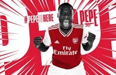 Arsenal chiêu mộ thành công tân binh đắt giá nhất lịch sử