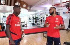 [Video] Buổi tập đầu tiên của Nicolas Pepe trong màu áo Arsenal
