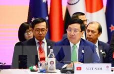 Phó Thủ tướng nhấn mạnh lập trường của ASEAN về Biển Đông