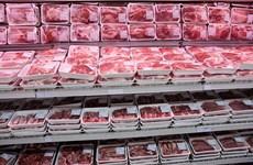 Philippines mở rộng lệnh cấm nhập khẩu các sản phẩm từ thịt lợn
