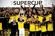 Đánh bại Bayern, Dortmund lần thứ 6 giành Siêu cúp Đức