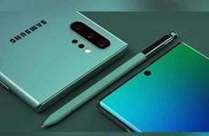 Dự báo về doanh số bán dòng Galaxy Note 10 của Samsung
