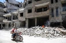 Mỹ hoan nghênh thỏa thuận ngừng bắn có điều kiện ở tỉnh Idlib