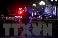 Video hiện trường vụ xả súng ở Mỹ, ít nhất 26 người thương vong