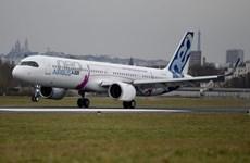 Airbus dự định mở rộng dây chuyền lắp ráp máy bay A321 tại Pháp