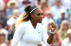 Serena giữ vững trị trí nữ vận động viên có thu nhập cao nhất thế giới