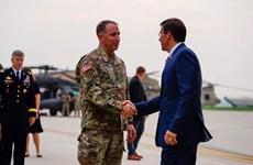 Bộ trưởng Quốc phòng Mỹ-Hàn sẽ thảo luận các vấn đề an ninh nổi cộm