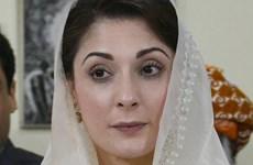Con gái của cựu Thủ tướng Pakistan Nawaz Sharif bị bắt