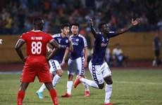 Video chiến thắng lịch sử của Hà Nội FC tại đấu trường AFC Cup