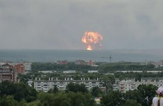 Nga: Nổ động cơ phản lực thử nghiệm làm nhiều người thương vong