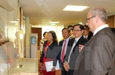 Việt Nam và Liên bang Nga thúc đẩy hợp tác trong công tác nội vụ