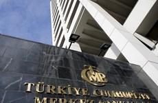 Ngân hàng trung ương Thổ Nhĩ Kỳ sa thải nhiều lãnh đạo cấp cao