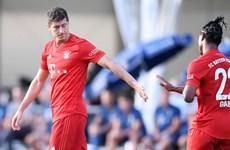 Bayern Munich chạy đà cho mùa giải mới bằng chiến thắng 23-0