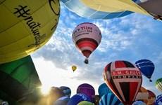 [Video] Tưng bừng lễ hội khinh khí cầu quốc tế lớn nhất châu Âu