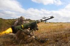 Ukraine và Mỹ thảo luận về việc mua thêm tên lửa chống tăng Javelin