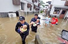Trung Quốc: Siêu bão Lekima khiến ít nhất 28 người thiệt mạng
