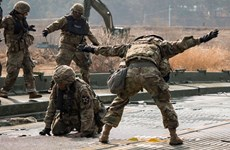Triều Tiên muốn Hàn Quốc 'xin lỗi hợp lý' về cuộc tập trận với Mỹ