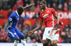 Lịch truyền hình trực tiếp: Manchester United đại chiến Chelsea