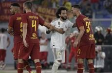 Real Madrid kết thúc Hè 2019 bằng thất bại trước AS Roma