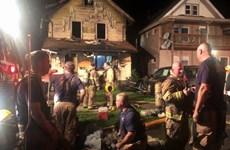 Mỹ: Cháy cơ sở trông giữ trẻ, khiến ít nhất 5 em nhỏ thiệt mạng